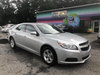 2013 CHEVROLET MALIBU LT - Strong Reliability Rating! Low Miles!!