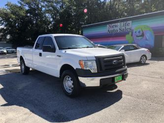 2012 FORD F150 XL SUPERCAB - Seating For 6! Clean CarFax!!