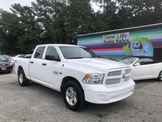 2015 RAM 1500 ST - 4WD Hemi Engine! Tradesman Edition! Certified One Owner!!