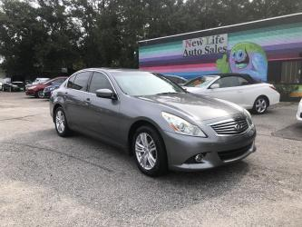 2011 INFINITI G37x - Great Performance Credentials! Cozy but Spacious Cockpit!!