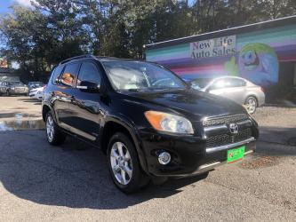 2010 TOYOTA RAV4 LIMITED - Generous Cargo Space! Comfortable All Around!!