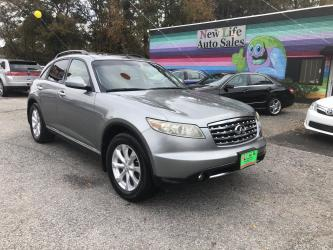 2006 INFINITI FX35 AWD - Luxury SUV at a Great Value! Navigation! Clean CarFax!!