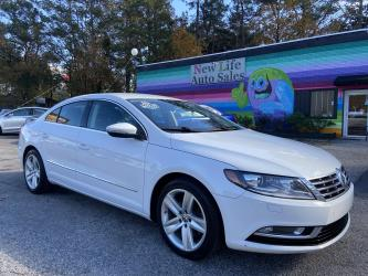 2013 VOLKSWAGEN CC SPORT - Simply Gorgeous! Low Miles! One Owner!!