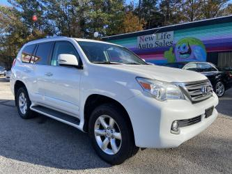 2013 LEXUS GX460 - Comfortable Interior! Certified One Owner!!