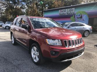 2011 JEEP COMPASS SPORT - SUV with Great Fuel Economy! Local Trade in!  Financing Available!!