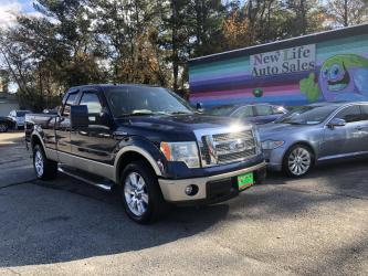 2010 FORD F150 SUPERCAB - Gorgeous Truck! Back up Camera!