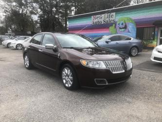 2012 LINCOLN MKZ - Stylish with all the Extras! Clean CarFax!!