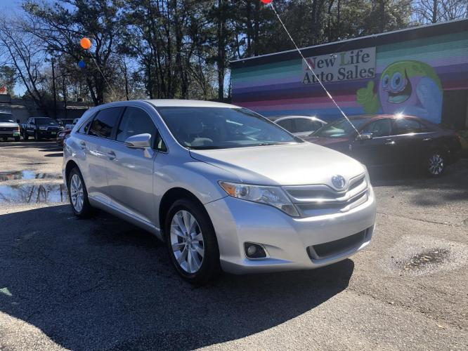 2014 TOYOTA VENZA LE - Unique Design All Around! Clean CarFax!!