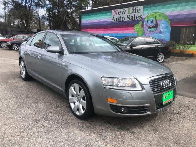 2007 AUDI A6 - Checks All the Boxes! Certified One Owner!!