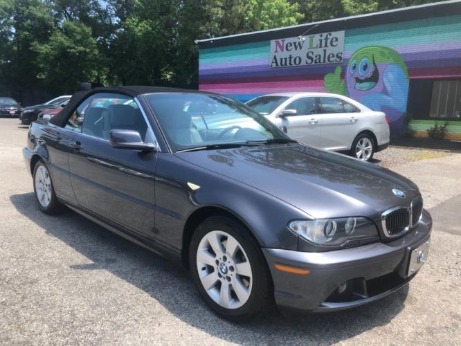2005 BMW 325Ci - Sporty Convertible! Local Trade-in!!